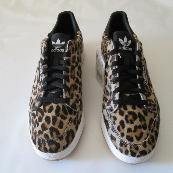 Adidas Continental 8 Leopard Mens Shoe